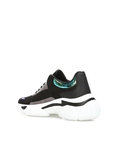 Divarese 5023882 Kadın Sneaker Siyah